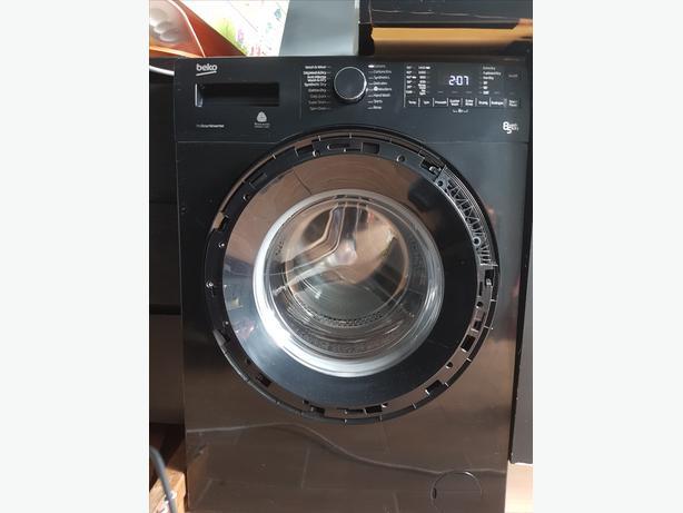 BEKO Washer Dryer Black