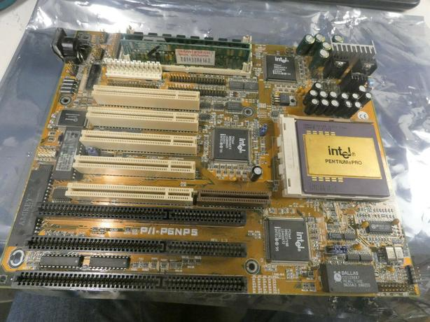 WANTED old pentium pro motherboard and processor