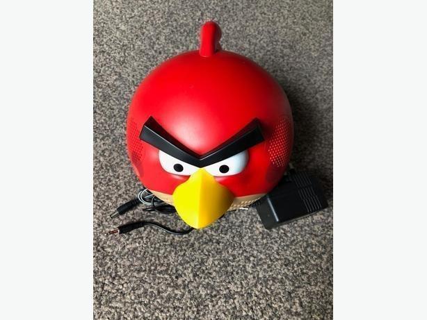 gear 4 red bird speaker