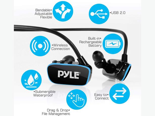 Sports MP3 player,  wire free,built in 8GB memory