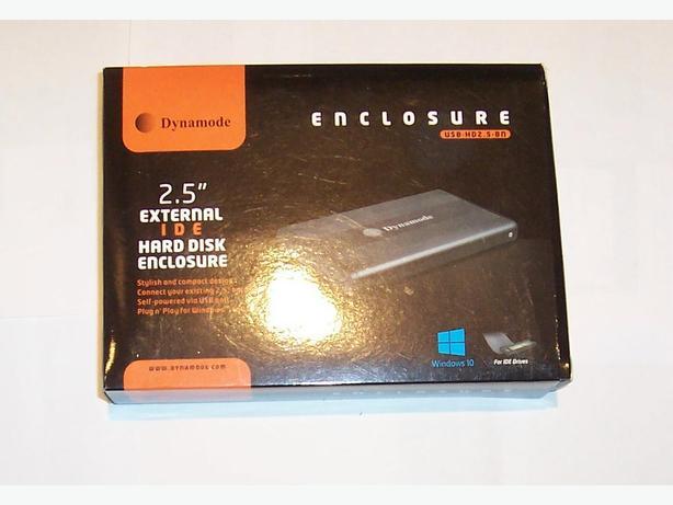 Dynamode USB-HD2.5 2.5-inch External USB2.0 Hard Disk Enclosure