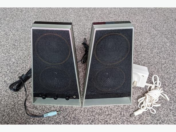 Altec Lansing VS2620 Speakers