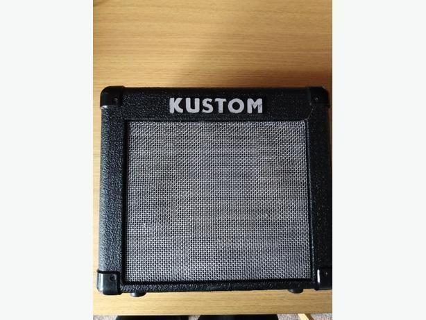 kustom kga10 guitar amplifier Model:KGA10 Lead Guiter AMPLIFIER