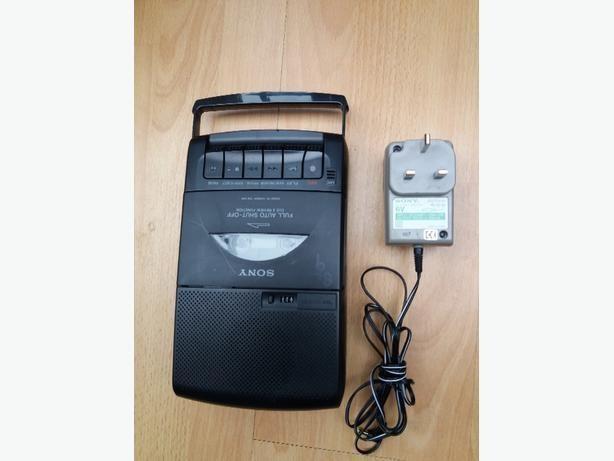 Sony Compact Cassette Voice Recorder Model: TCM939