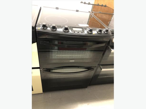 🟩🟩 PLANET 🌎 APPLIANCE- ZANUSSI 60CM ELECTRIC COOKER- WITH GENUINE GUARANTEE 🟩🟩