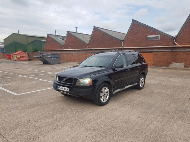 Volvo Xc 90 D5 Diesel, Automatic gearbox, 4x4, 7 seater, drives good,