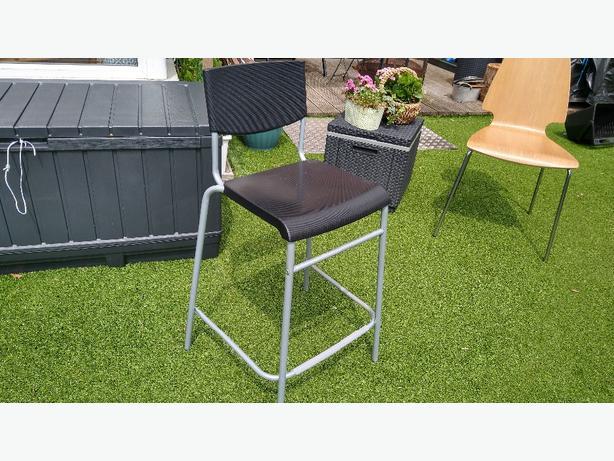 6x Ikea Stig bar stools