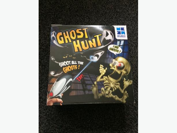 Brand new Ghost Hunt game