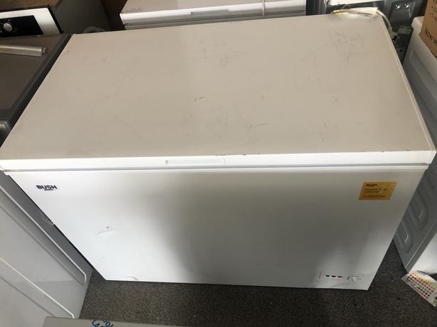 NEW/GRADED Bush BECF295L Chest Freezer - White   RRP £260