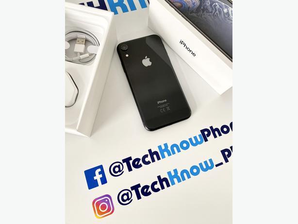 Apple iPhone XR 128Gb unlocked Black £279.99