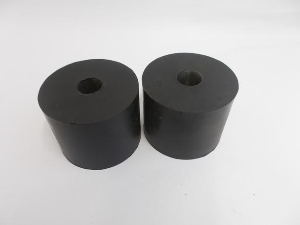 2x GS Rubber Roller