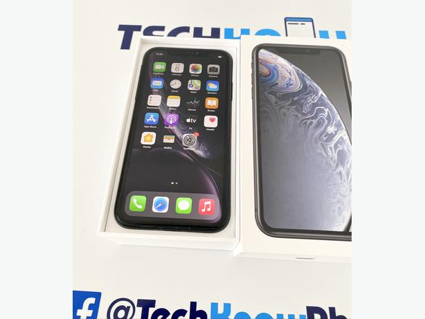 Apple iPhone XR 128GB Unlocked Boxed £259.99