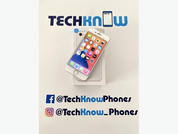 Apple iPhone 8 64GB unlocked to all networks £179.99