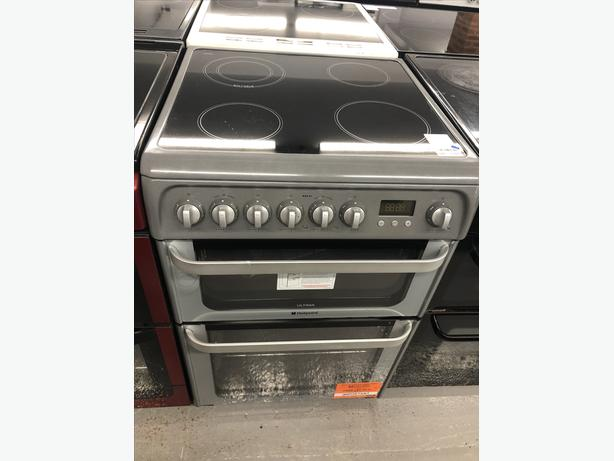 🟩🟩PLANET🌎APPLIANCE🟩🟩 HOTPOINT ULTIMA 60CM ELECTRIC COOKER / OVEN