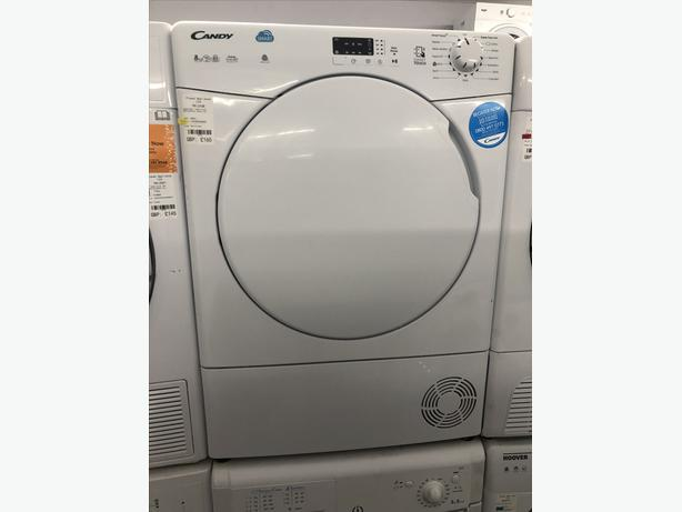 🟩🟩PLANET🌎APPLIANCE🟩🟩CANDY 8KG TUMBLE DRYER