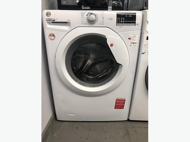 🟩🟩PLANET🌎APPLIANCE🟩🟩HOOVER 9KG WASHER / WASHING MACHINE