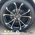 """20"""" Bola B23 Alloy Wheels and Tyres Vauxhall Vivaro Van"""