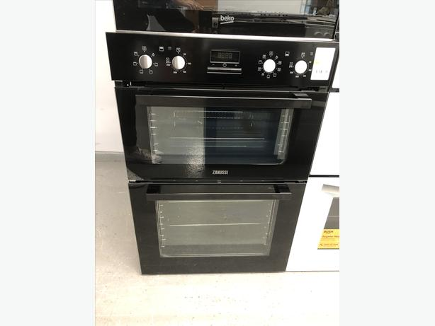 🟩🟩PLANET🌎APPLIANCE🟩🟩ZANUSSI BUILT IN DOUBLE CAVITY OVEN