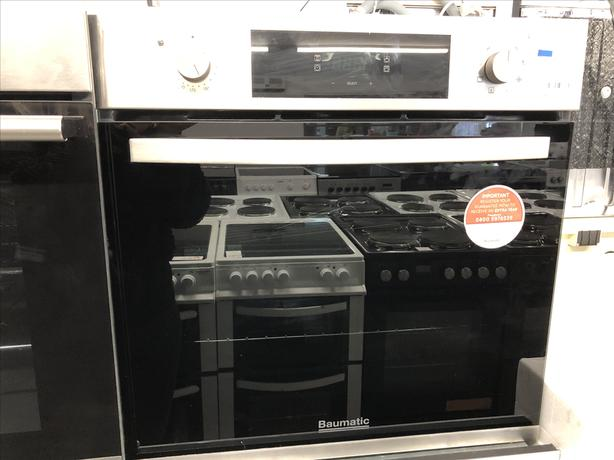 🟩🟩PLANET🌎APPLIANCE🟩🟩 BAUMATIC INTEGRATED OVEN