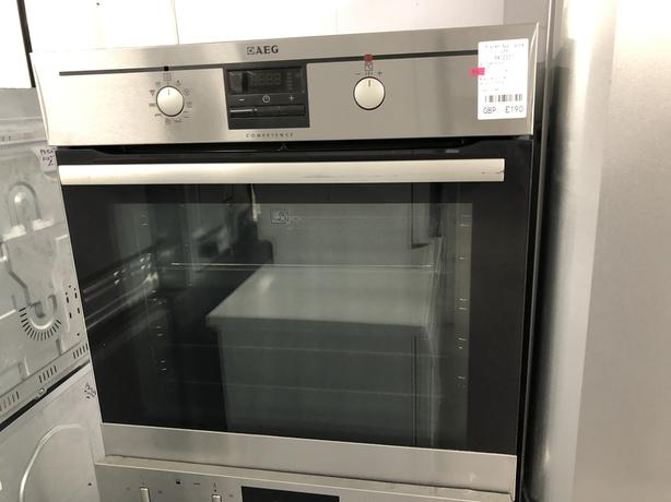 🟩🟩PLANET🌎APPLIANCE🟩🟩 AEG COMPETENCE INTEGRATED OVEN