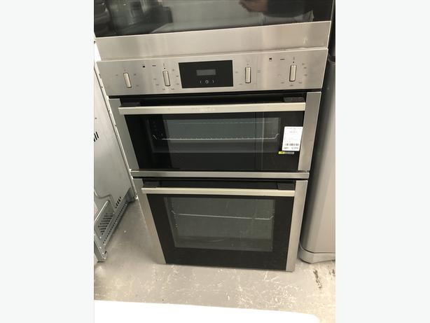 🟩🟩PLANET🌎APPLIANCE🟩🟩 NEFF BUILT IN DOUBLE OVEN