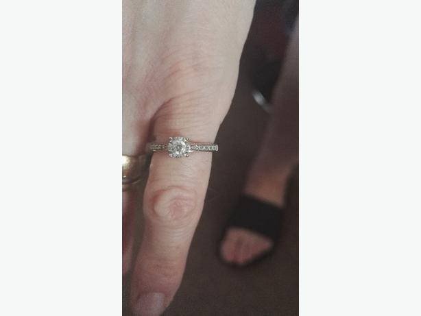 : Engagement ring
