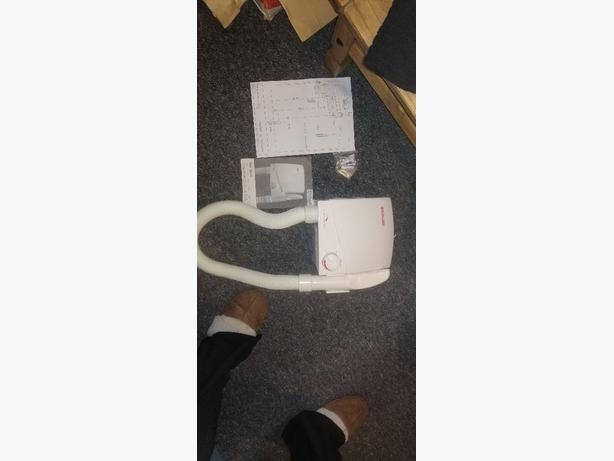 heatrae Sadia wall mounted hair dryer - New - £35 -