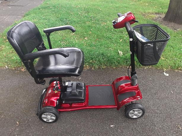 zeo lite mobility scooter