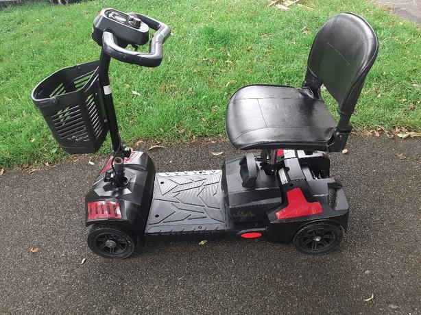 cheap drive scout mobility scooter