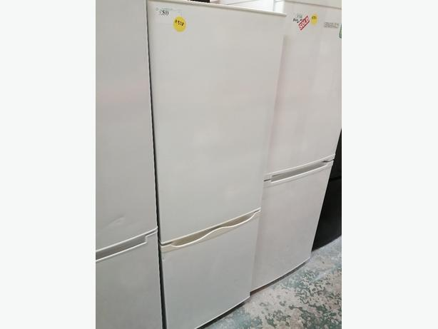 Curry's fridge freezer white 3 months warranty at Recyk Appliances