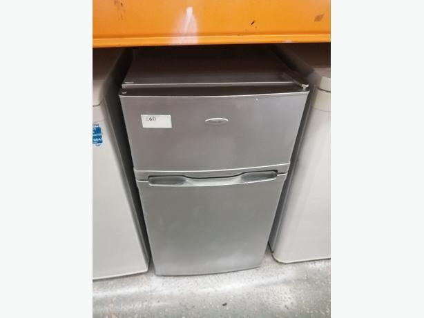 Logik undercounter fridge freezer with warranty at Recyk Appliances