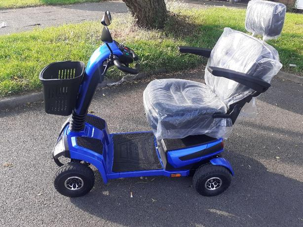 komfi rider liberator mobility scooter