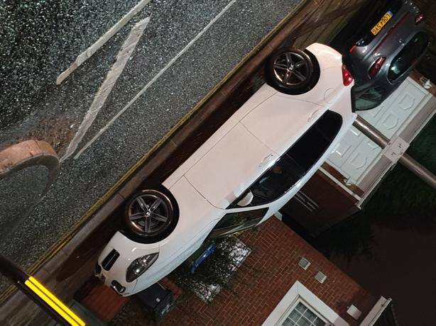 BMW 1 series *white* low mileage