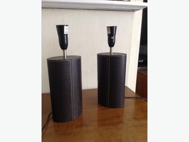 Pair of Vintage Retro Lamps