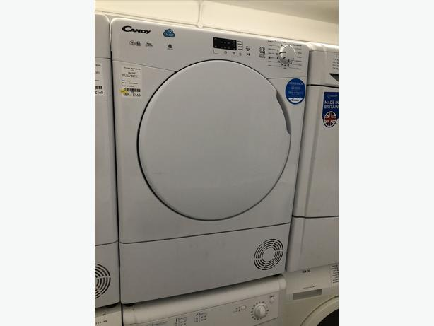 🟩🟩 CANDY 8KG CONDENSER DRYER- WITH 3 MONTHS GUARANTEE 🟩🟩