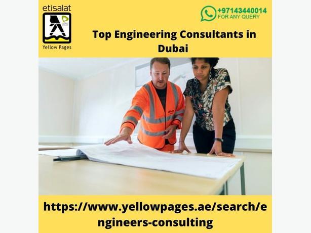 Top Engineering Consultants in Dubai   Engineering Consultant UAE