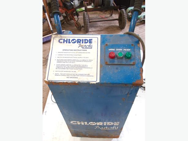 Chloride Autofil Portable Machine SPARES & REPAIR