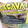 Excatator Clay Burrowing Substrate 25LB