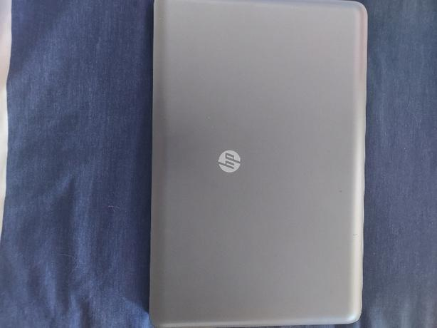 hp laptop with wireless mouse