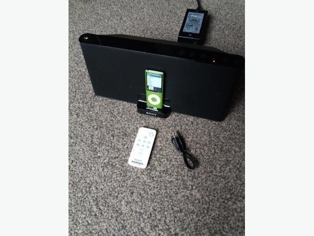 Sony Speaker Dock RDP-X30iP