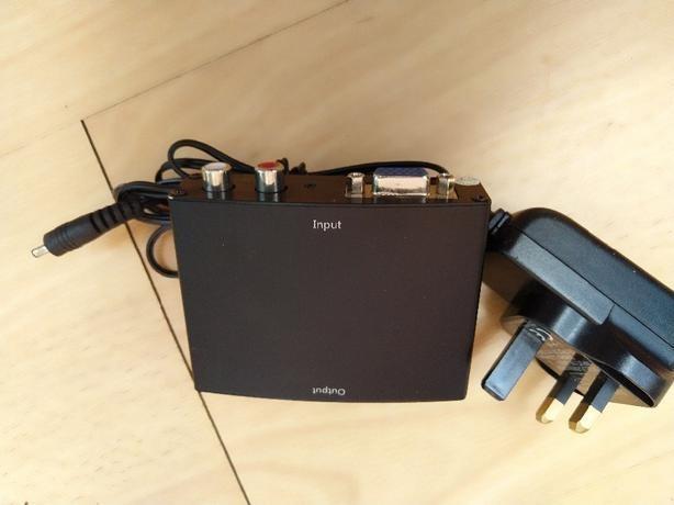 audio to hdmi converter