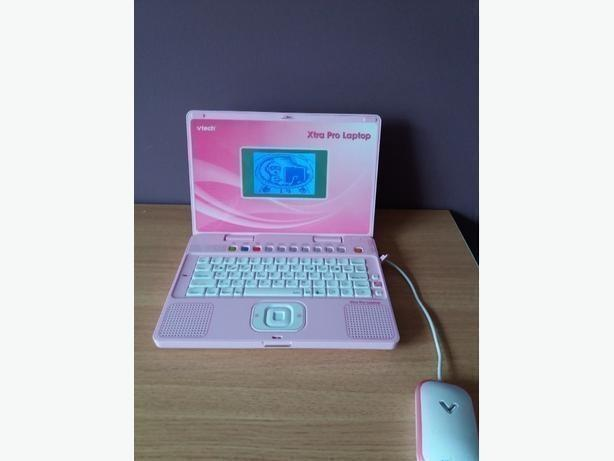 Vtech extra Pro Laptop and Mouse Pink
