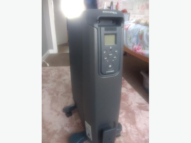 eco oil free heater
