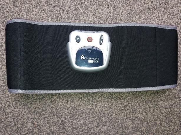 Brand new Home Front Slim Pro-XV2000 ab toning belt Unisex