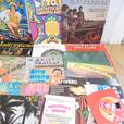 Joblot of 33 Vinyls With Covers