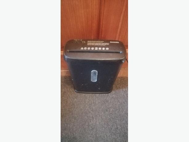 proactive home shredder - can deliver - £10 -