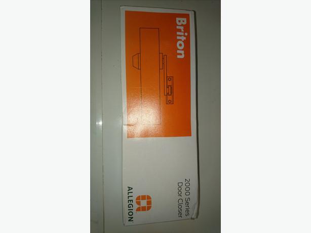 briton 2000 series door closer brandnew