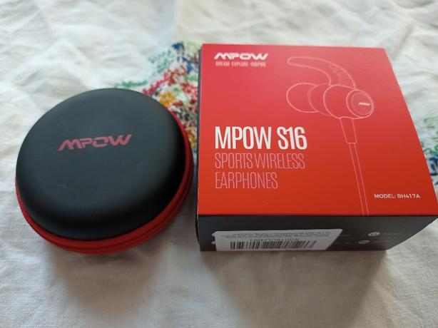 MPow S16 Wireless Bluetooth Headphones