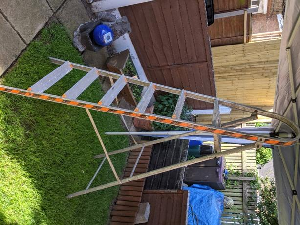 Step Ladders £20