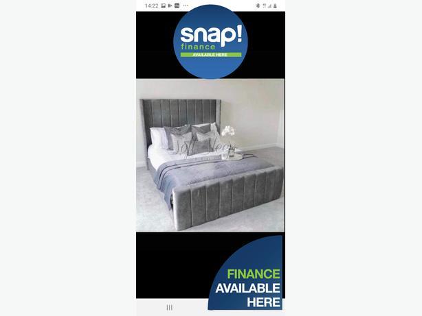 Large selection of beds at Capricorn Interiors Oldbury
